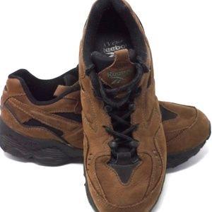 9926b7b672 Reebok Men's DMX Walking Shoe Brown